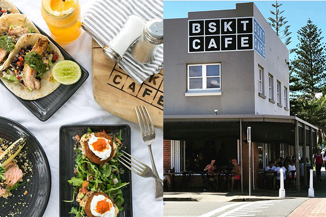 Best Gold Coast Cafes BSKT Mermaid