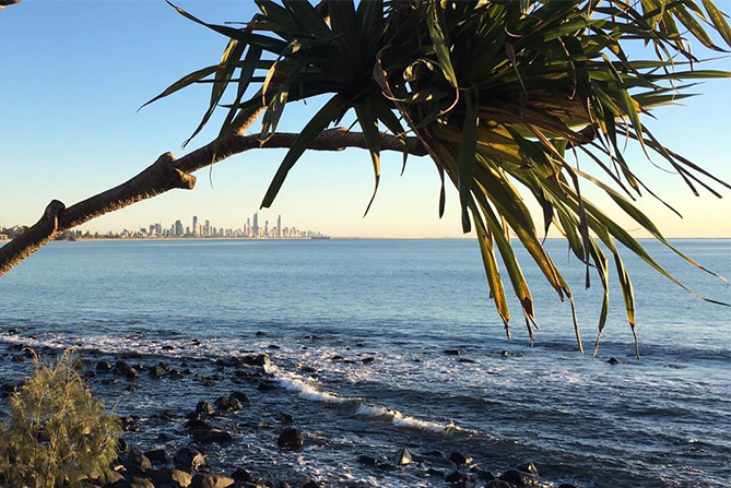 Best beaches Gold Coast Burleigh Heads