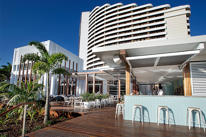 Best Gold Coast Bars - The Garden Bar at The Star Hotel and Casino Gold Coast